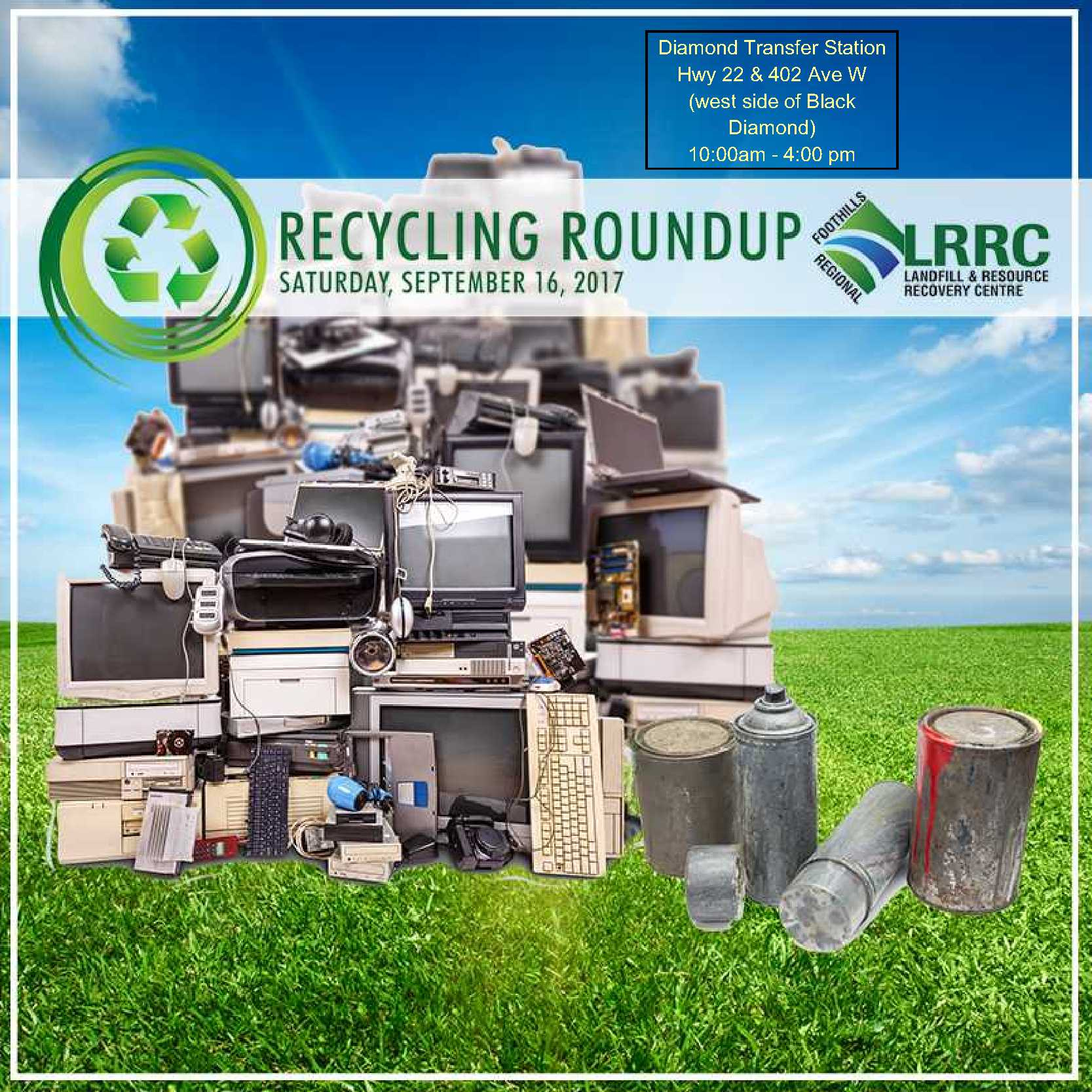 Recycling Round up
