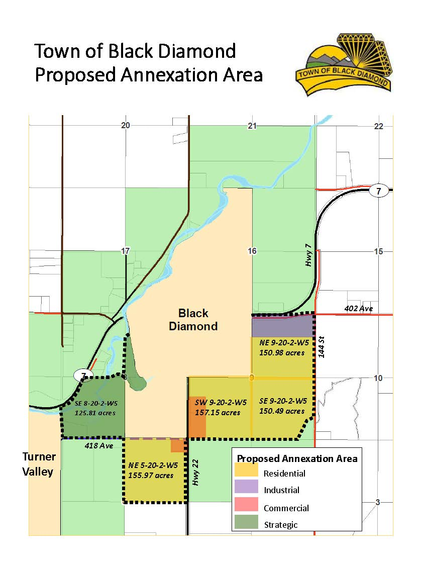 Map - Annexation Area