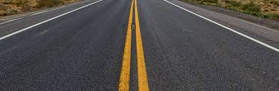 Roads- Line painting