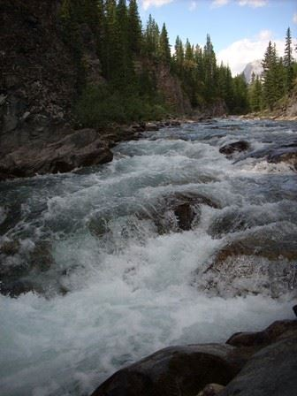 The Sheep River From the Rockies to Black Diamond, AB