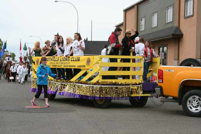 Foothills Lions Club - Amazing Parade Sponsors